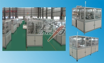 DYG-147 Automatic Stacking machine